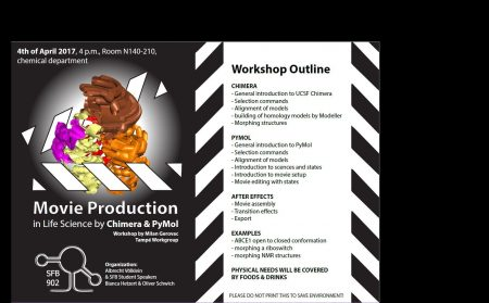 chimera workshop grako